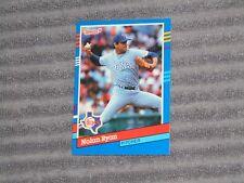 NOLAN RYAN- DONRUSS PREVIEW Card- #7 of 12- 1991