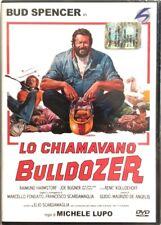 Dvd Lo chiamavano Bulldozer con Bud Spencer 1978 Nuovo