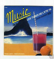 45 RPM SP LES TUBES DE L'ETE 79 J.CLERC TELEPHONE STARSHOOTER N.CROISILLE