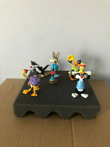 Lot of 5 Vintage 1988, 1989, 1992 Applause WB Looney Tunes Figures