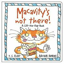 Macavity's Not There! (Old Possum Picture Books) 9780571335282 by Eliot, T.S.