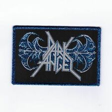 "Dark Angel ""Death Is Certain"" Patch slayer-vio-lence-morbid saint-exodus-coroner"