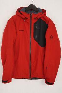 Men Norrona Skiing Jacket Gore-Tex Breathable Oppdal Waterproof L VAZ527
