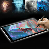 A4 Graphic LED Light Tablet For Drawing Board Panel Tracing Pad Luminous Stencil