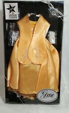Gene Doll Dress Kiss Me Yellow Accessories 5th Anniversary 2000 Mel Odom Retired