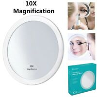 10X Magnifying Mirror Vanity Compact Make Up Beauty Cosmetic Shaving Mirror