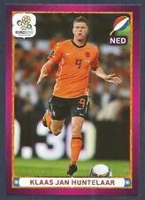 PANINI EURO 2012- #193-NEDERLAND-HOLLAND-KLAAS JAN HUNTELAAR IN ACTION