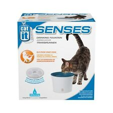 HAGEN CAT IT SENSES 3 LITRE FRESH WATER DRINKING FOUNTAIN CLEANS FILTER 50761