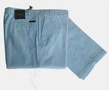 Canali 9090891036 Pantalone Uomo Col Celeste tg varie   -49 % OCCASIONE  