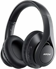 Mpow Wireless Bluetooth 5.0 Headphones Stereo Over Ear Headset Noise Cancelling