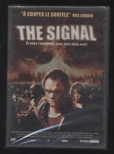NEUF DVD THE SIGNAL  FILM HORREUR sous blister