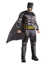 Justice League Tactical Batman Plus Size Adult Mens Cosplay Halloween Costume