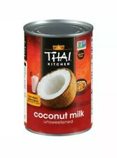 Thai Kitchen Organic Unsweetened Coconut Milk 13.66 fl oz Lot Of 6