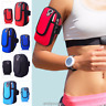 UK Sport Armband Running Jogging Gym Arm Band Pouch Holder Bag For Mobile Phone