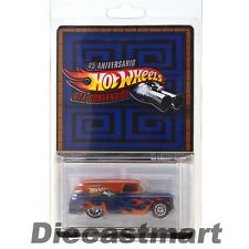 HOTWHEELS 1:64 2013 MEXICO CONVENTION 1955 CHEVY PANEL DIECAST CAR Y0608
