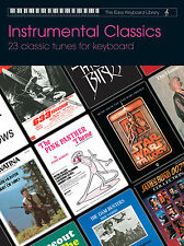 Easy Keyboard Library Instrumental Classics BEGINNER Learn Play FABER Music BOOK