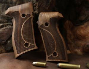 Sig Sauer P226 Walnut Grip