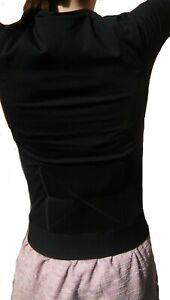 Health Medical Compression Garment Full Back Shoulder Support Posture Corrector