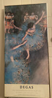 Degas Art Print Exhibition Poster The Green Dancer 1988 1989 Metropolitan Museum