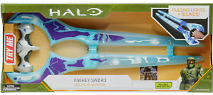 Halo Energy Sword Roleplay Large Weapon Pulsing Lights + Sounds Game Add-on NEW