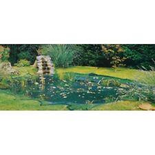 Grüner Jan Filet 6x10m Maillage de Protection pour Étang / Mare, Anti-feuilles