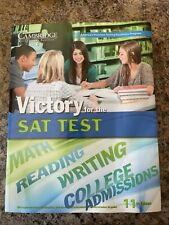Victory for the Sat Test, 11th Edition Student Text by Thomas Martinson New
