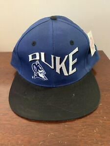 NEW NWT New Era 59Fifty Vintage USA Duke University Fitted Wool Cap Hat 7 1/8