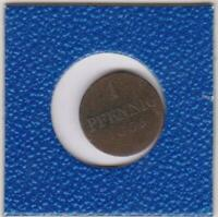 1 Pfennig Hannover 1835 B Wilhelm IV Hanover