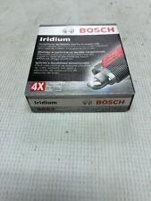 Bosch 9652 FR8DII33X set of 4 Iridium Spark Plugs fit Altima 240X B200 XF XE RIo