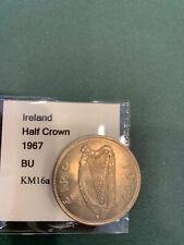 Ireland Half Crown 1967 Unc