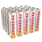 Tenergy Premium NiCD AA 1100mAh Rechargeable Batteries for Solar Lights Lot