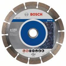 BOSCH Disque à tronçonner diamant standard pour Pierre 180X22, 23x2, 0X10 mm,