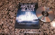 ARCTIC BLAST DVD! 2010 ECOLOGICAL HORROR! The Clinic Dead In Drive In Descent
