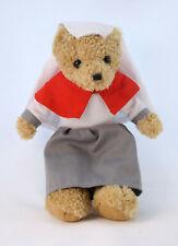 Legacy Nurse Teddy Bear Gallipoli Plush WW1 Uniform SOFT TOY Australian military