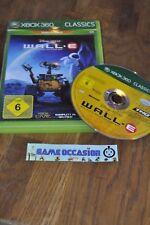 WALL E WALLE DISNEY PIXAR EN ALEMANA / XBOX 360 MICROSOFT PAL