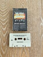 "Vintage 1978 K-TEL Presents ""Music Magic"" All Original Hits Cassette tape"