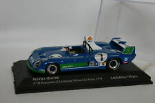 Ixo 1/43 - Matra MS670 B Winner Le Mans 1974