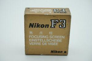 Nikon Schermo per la Messa a Fuoco  per F 3    U Screen