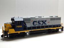G Scale - USA Trains - CSX GP-38 Diesel Locomotive Train #7666