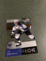 2000-01 Upper Deck Ice #21 Luc Robitaille Los Angeles Kings Hockey Card