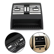 Rear Center Console Fresh Air Outlet Vent Grille Grill Cover For BMW 64229172167