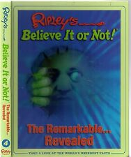RIPLEY'S BELIEVE IT OR NOT! THE REMARKABLE ...REVEALED #4 (HC; 2007)
