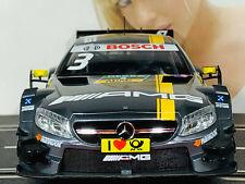 1/24 Bonus Auction 4 NOS CARRERA DIGITAL Mercedes-AMG C 63 DTM Ref 23854 SlotCar