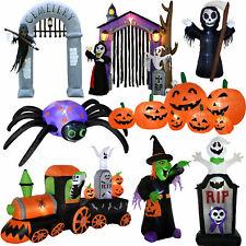 Halloween Inflatables Indoor or Outdoor Garden Decorations Blow Up - UK SELLER