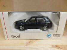 Schabak 1:43 Modellauto Volkswagen VW Golf 3 Pink Floyd blau OVP
