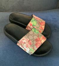 Gucci Bloom Slides, Size 7.5, Authentic