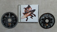 "CD AUDIO INT/ VARIOUS ARTISTS ""XEN CUTS"" 2XCD COMPILATION 2000 NINJA TUNE 32T"