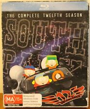 South Park - The Complete Twelfth (12) Season