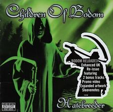 Hatebreeder - Children Of Bodom (2008, CD NEU) 602517612884