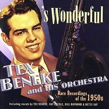 Beneke, Tex & His Orchestra, S Wonderful, Excellent Import